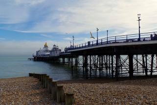 The Pier - February 2017 - ©NinaMcIntyre