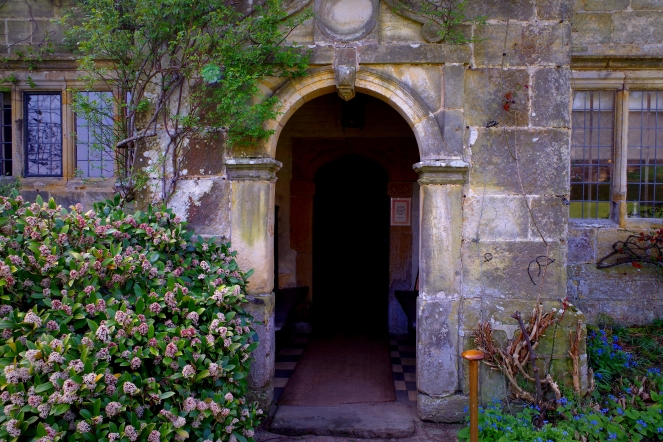 Floral Entrance - March 2017 - ©NinaMcIntyre