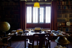 Kipling's Study - March 2017 - ©NinaMcIntyre
